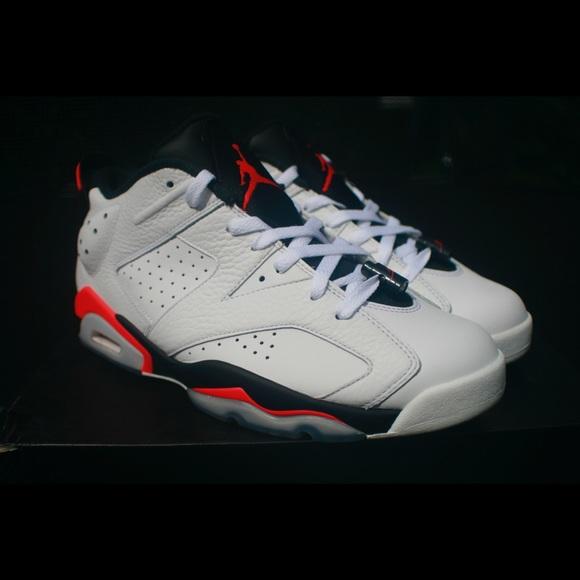 d3406641483 Jordan Shoes | Air 6 Low Infrared Size 105 | Poshmark